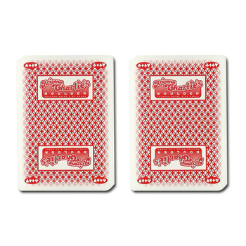 Single Deck Used in Casino Playing Cards - Charlie Boulder