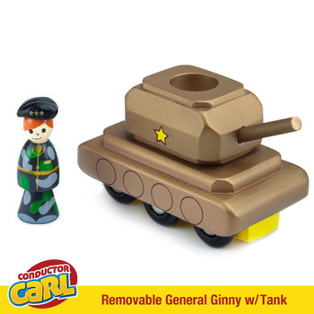 General Ginny Tank with Removable Character