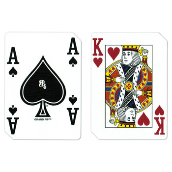 Single Deck Used in Casino Playing Cards - The Max