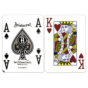 Single Deck Used in Casino Playing Cards - Bill's Gamblin