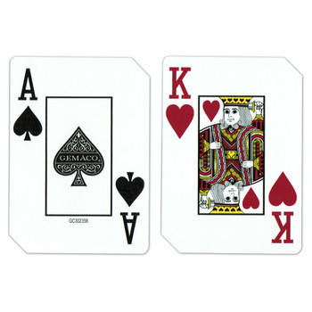 Single Deck Used in Casino Playing Cards - WestGate LAS VEGA