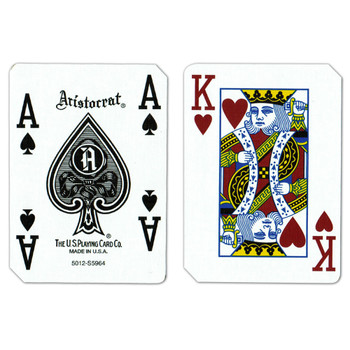 Single Deck Used in Casino Playing Cards - Pleasure Pit