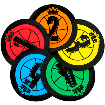 Hot Shots Training Markers, 5-pack