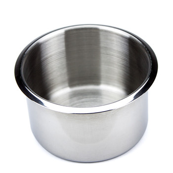 Jumbo Stainless Steel Drop in Cup Holder