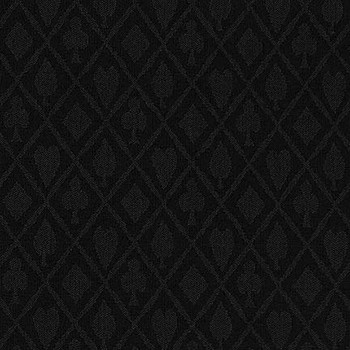 Black Suited Speed Cloth - Polyester, 50M x 60In Roll