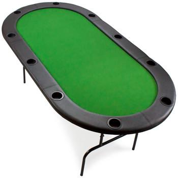 """10 Player Metal Frame Table 82"""" x 42"""""""