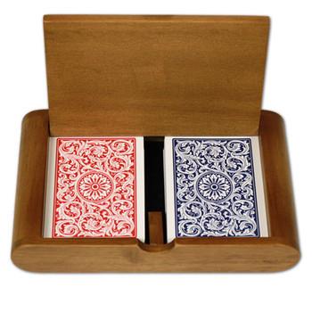 1546 R/B Poker Regular Box Set