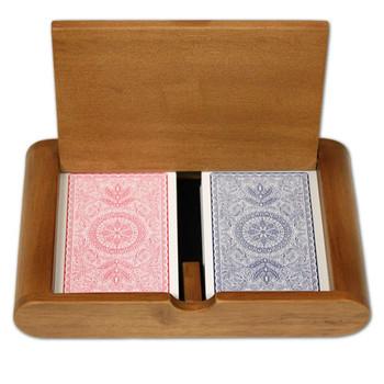 4 Color Poker Regular Index Box Set