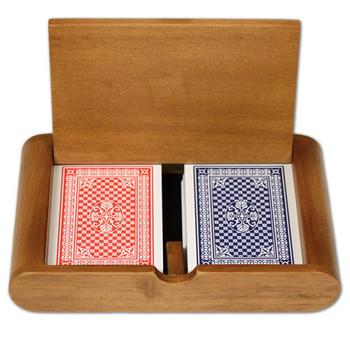 Copag R/B Wide Pinochle Regular Box Set