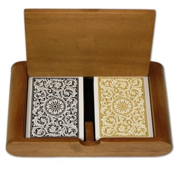 1546 Black Gold Bridge Size Jumbo Box Set