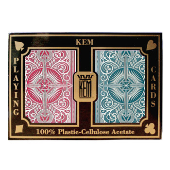 Kem Arrow Red/Blue Wide Jumbo