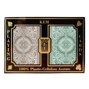 Kem Arrow Green/Brown Narrow Regular