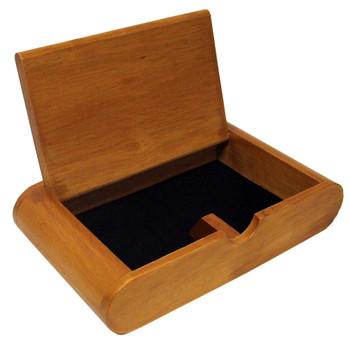 Wooden Box Set Paisley Narrow Jumbo