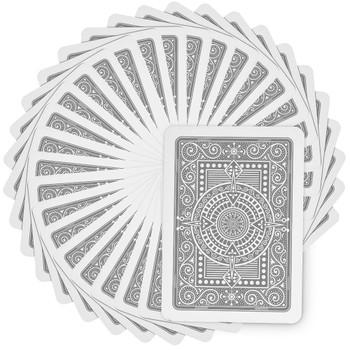Modiano Texas Poker, Jumbo Index, Gray