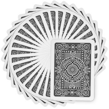 Modiano Texas Poker, Jumbo Index, Black