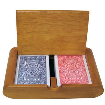 Modiano Blackjack Index R/B Poker Size Box Set