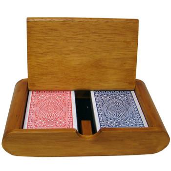 Modiano Club Poker Red/Blue Regular Box Set