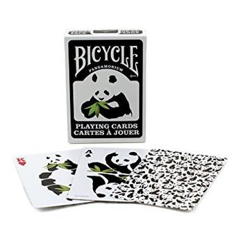 Bicycle Panda Pandamonium, 6 Decks