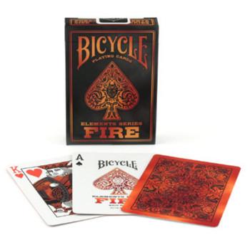 Bicycle Fire, 6 Decks