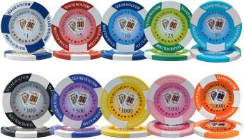 Texas Hold 'Em Poker Combo Pack