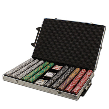 1,000Ct - Custom Break - 2 Stripe Twist 8 G - Rolling Case
