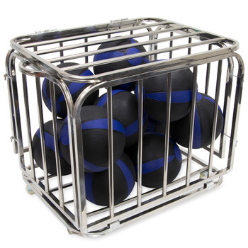 "Compact Portable Ball Cage, 32"" x 28"" x 24"""