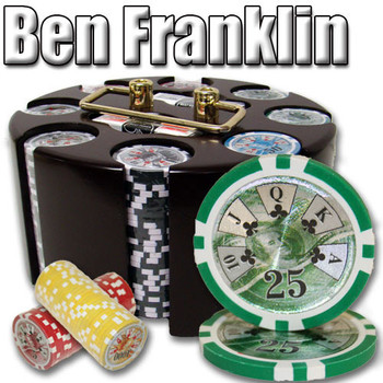 200 Ct - Pre-Packaged - Ben Franklin 14 G - Carousel