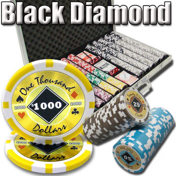 1000 Ct - Pre-Packaged - Black Diamond 14 G - Aluminum