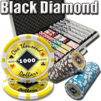 1000 Ct - Custom Breakout - Black Diamond 14 G - Aluminum