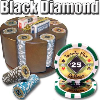 200 Ct - Pre-Packaged - Black Diamond 14 G - Carousel