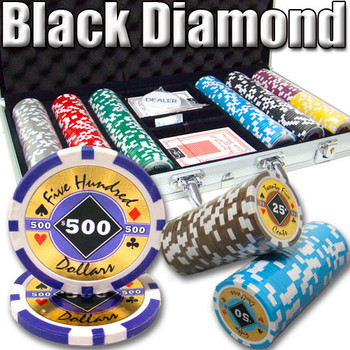 300 Ct - Custom Breakout - Black Diamond 14 G - Aluminum
