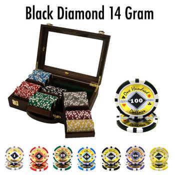 300 Ct - Pre-Packaged - Black Diamond 14 G - Walnut