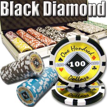 500 Ct - Custom Breakout - Black Diamond 14 G - Aluminum