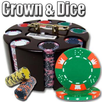 200 Ct - Pre-Packaged - Crown & Dice - Carousel