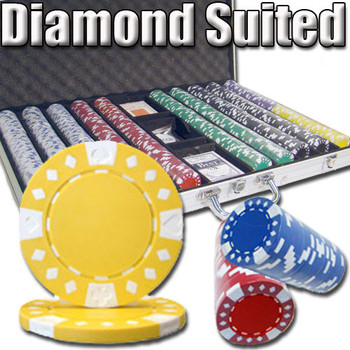 1,000 Ct - Custom Breakout - Diamond Suited 12.5G - Aluminum