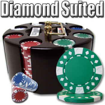 200 Ct Custom Breakout - Diamond Suited 12.5G - Carousel