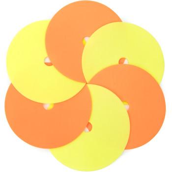 50 Flat Spot Markers