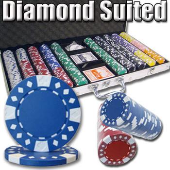 750 Ct - Custom Breakout - Diamond Suited 12.5 G - Aluminum