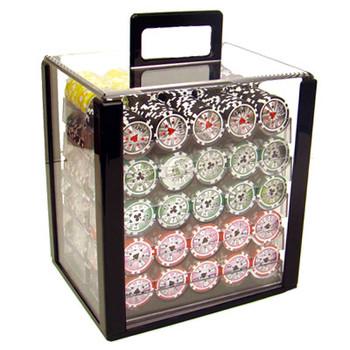 1,000 Ct - Custom Breakout - Hi Roller 14 G - Acrylic