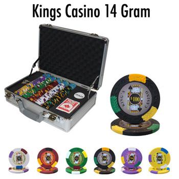 300 Ct - Custom Breakout - Kings Casino 14 G - Claysmith