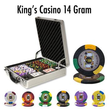 500 Ct - Custom Breakout - King's Casino 14 G - Claysmith