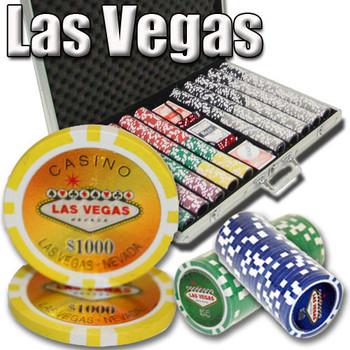 1,000 Ct - Custom Breakout - Las Vegas 14 G - Aluminum