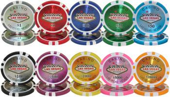 200 Ct - Custom Breakout - Las Vegas 14 G - Carousel