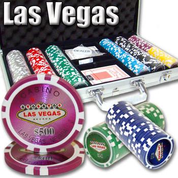 300 Ct - Pre-Packaged - Las Vegas 14 G - Aluminum