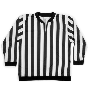 Men's Long Sleeve Referee Jersey, large