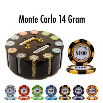 300 Ct - Custom - Monte Carlo 14 G - Wooden Carousel