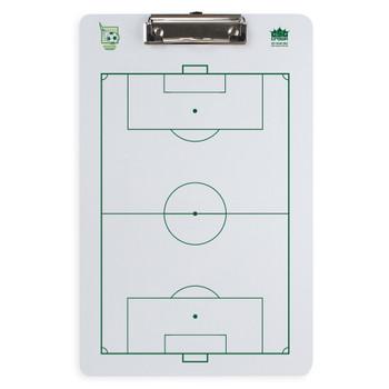 Dry Erase Soccer Coaching Clipboard