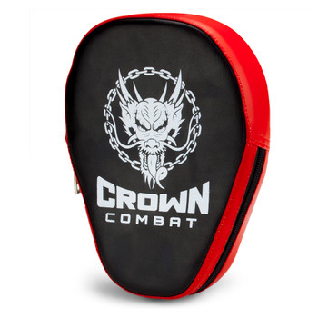 Curved Punch Mitt, Single