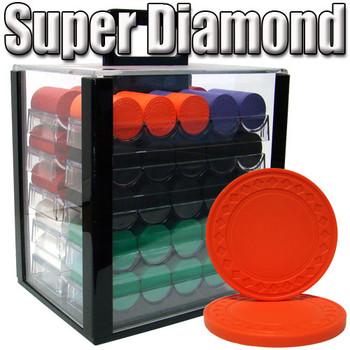 Custom Breakout 1,000 Ct Super Diamond Chip Set - Acrylic