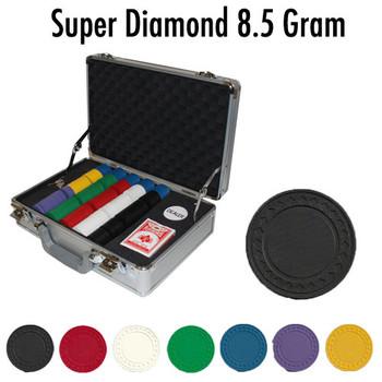 Custom Breakout 300 Ct Super Diamond Chip Set - Claysmith